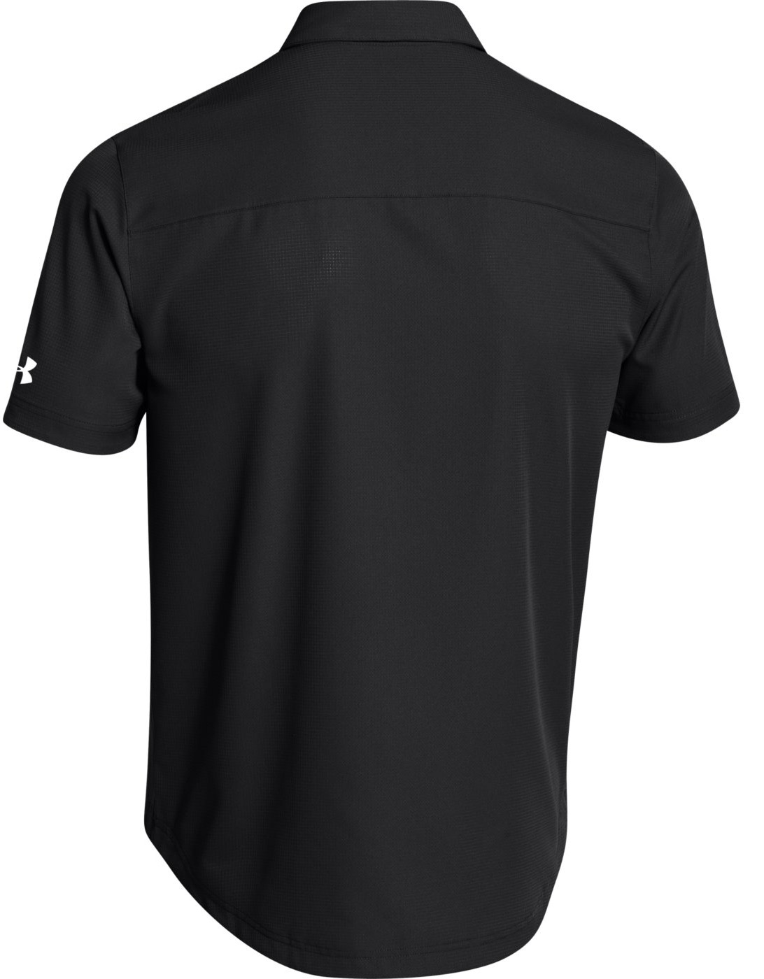 Under armour ultimate men 39 s button down short sleeve shirt for Under armor business shirts