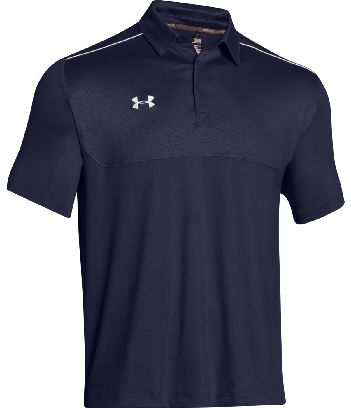 Under armour ultimate men 39 s polo shirt for Under armour embroidered polo shirts