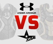 Under Armour vs. All Star Catcher's Gear