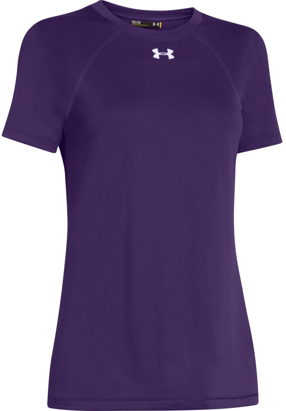 Under armour women 39 s locker t shirt for Under armour printed t shirts