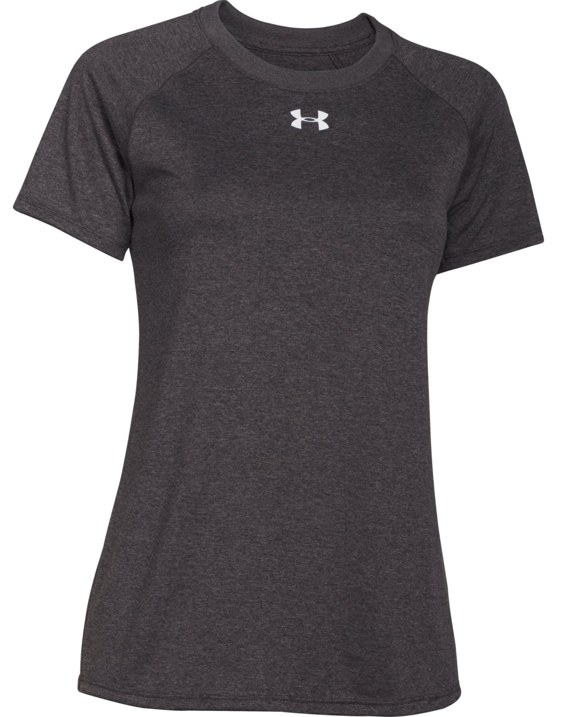 Under armour women 39 s locker t shirt for Under armour company shirts
