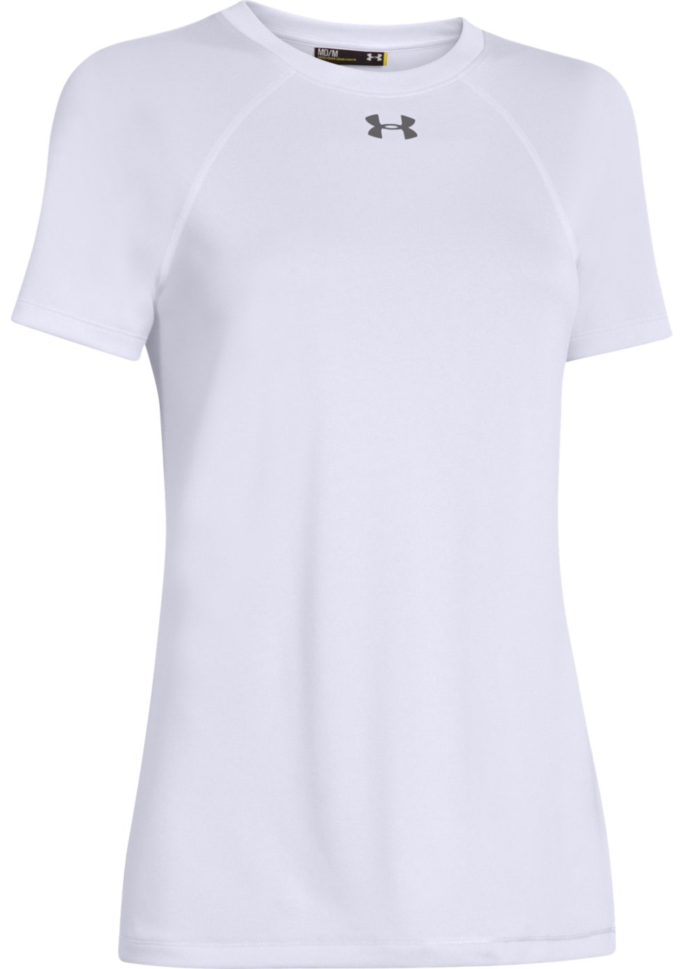 Under armour women 39 s locker t shirt for Under armour i will shirt