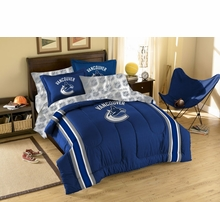 Vancouver Canucks Bed And Bath