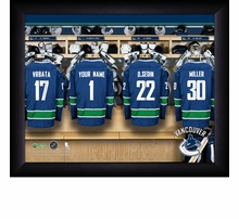 Vancouver Canucks Personalized Gifts