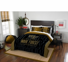 Wake Forest Demon Deacons Bed & Bath