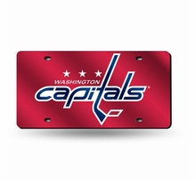 Washington Capitals Car Accessories