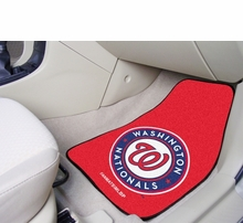 Washington Nationals Car Accessories