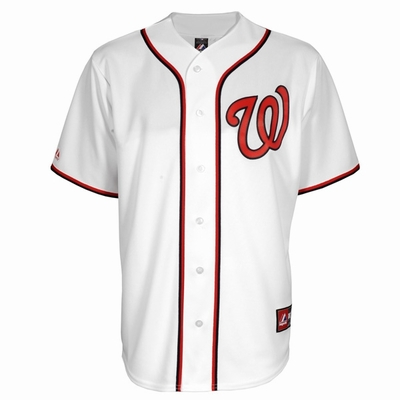 Washington Nationals Jerseys & Apparel