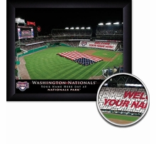 Washington Nationals Personalized Gifts