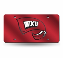 Western Kentucky Hilltoppers Car Accessories