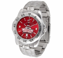 Western Kentucky Hilltoppers Watches & Jewelry