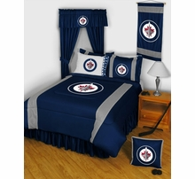 Winnipeg Jets Bed And Bath