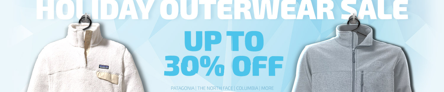 Holiday Outerwear Sale