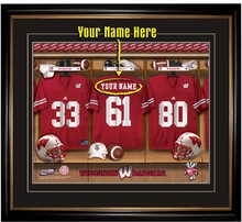 Wisconsin Badgers Personalized Gifts