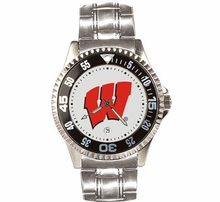 Wisconsin Badgers Watches & Jewelry