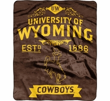 Wyoming Cowboys Bed & Bath