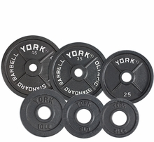 York International Cast Iron Olympic Plates
