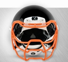 Youth Football Face Masks