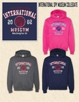 Adult Spy Museum Hoodie ( International Spy Museum Exclusive )