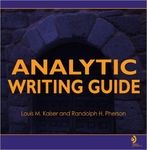 Analytic Writing Guide (Spiral-bound)