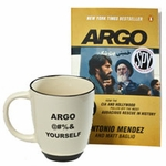 Argo Mug & Book Set (Spy Museum Exclusive)