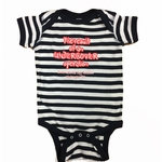 Boys Result of Undercover Operation Onesie