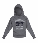 Boys Youth Hoodie International Spy Museum
