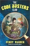Code Busters: The Secret of the Puzzle Box #6 (Hardback)