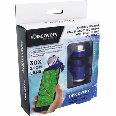 Discovery Channel Smart Phone Microscope