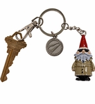 Gnome 3D Key Chain (Spy Museum Exclusive)