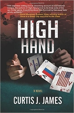 High Hand by Curtis J. James (Signed Edition)