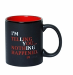 I'm Lying Coffee Mug    (Spy Museum Exclusive)