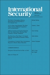 International Security, Volume 39, Issue 4, Spring 2015