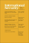 International Security, Volume 40, Issue 2, Fall 2015: Revisiting Neorealist Theory