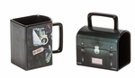 International Spy Museum Briefcase Mug