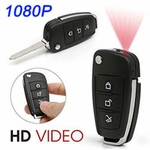 Mini Camera Car Key