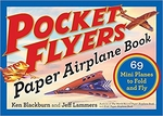 Pocket Flyers Paper Airplanes Book