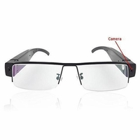 Reading Glasses Eyewear Video Recorder