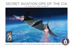 Secret Aviation Ops Of The CIA Art Book With 2018 Calendar