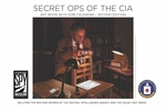 Secret Ops Of The CIA Art Book With 2018 Calendar - Second Edition