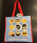 Spy Museum Emoji Recycle Bag