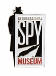Spy Museum Lapel Pin (Spy Museum Exclusive)