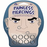 Painless Piercings (Set of 4)