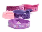 Spy Party Spy Girl Headbands(Set of 4 - Spy Museum Exclusive)