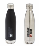 Stainless Steel Insulated Water Bottle (Spy Museum Exclusive)