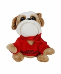 Stuffed Dog With Deny Everything Hoodie (Spy Museum Exclusive)