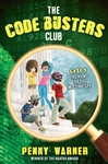 The Code Busters Club Case #5 The Hunt for the Missing Spy - Penny Warner Hardback (Author Signed)