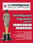 The Intelligencer, Volume 19, Issue 3, Intelligence Ingenuity and the Academy Awards