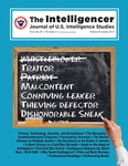 The Intelligencer, Volume 20, Issue 1, Spring/Summer 2013, Whistleblower