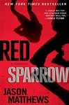 The Red Sparrow  - Jason Matthews (Signed Edition)